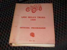 1000 Miles Motor Vehicle Trial Programme 1900 (BMC Replica 1960)